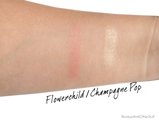 becca x jaclyn hill champagne collection swatch