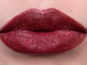 ysl rouge pur couture 206 grenat satisfaction