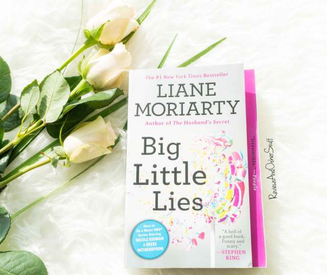 liane moriarty big little lies book