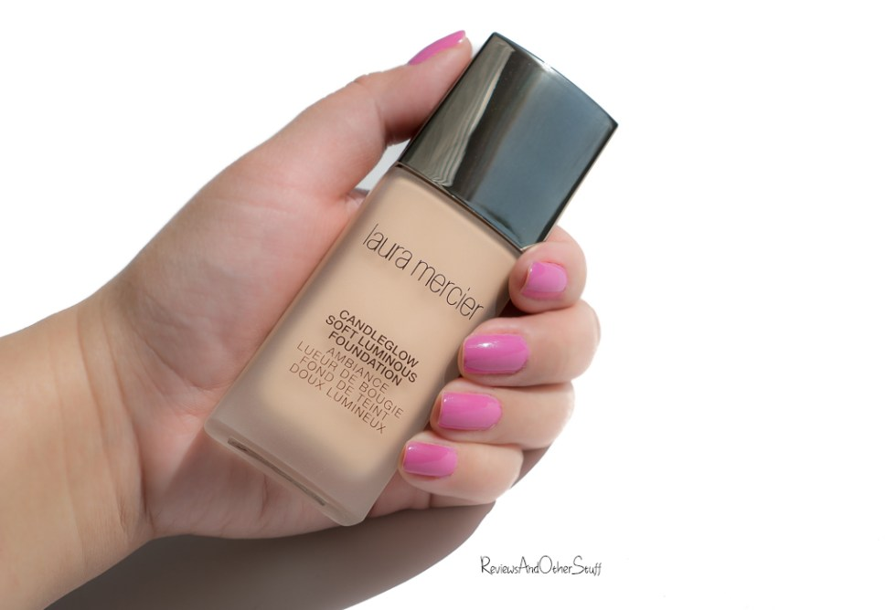 laura mercier candleglow soft luminous foundation review and swatches