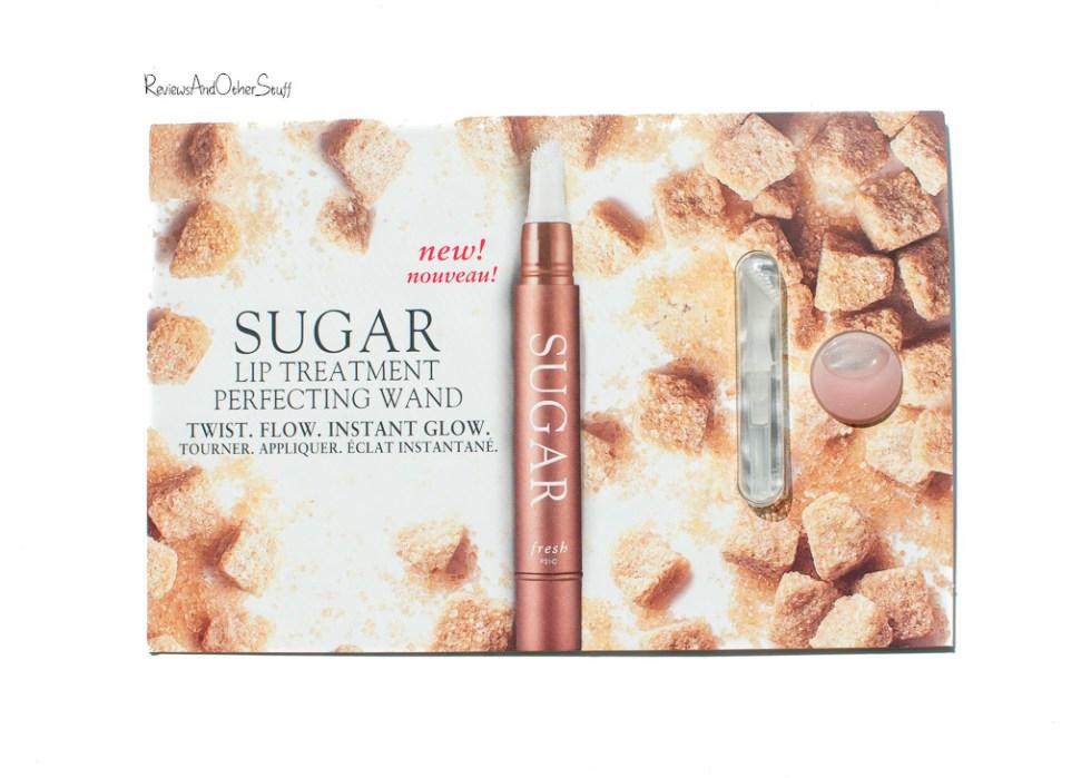 fresh sugar lip treatment perfecting wand review