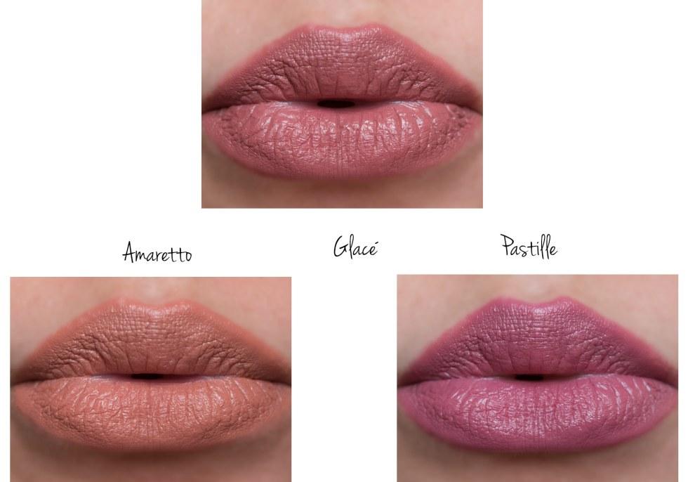 Bite Beauty Matte Crème Lip Crayon swatches