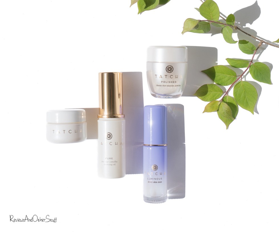 Tatcha Bestsellers Set Review