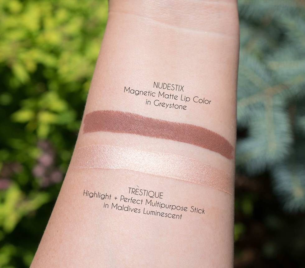 Nudestix Magnetic Matte Lip Color in Greystone