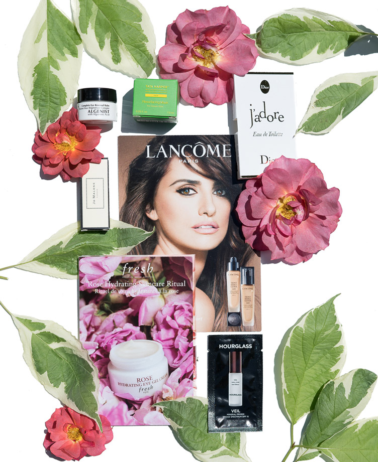 Samples Of The Week: Lancome, Tata Harper, Algenist, Dior, Jo Malone, Fresh & Hourglass