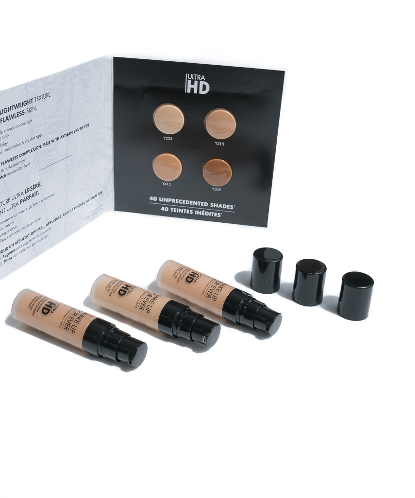 Samples Of The Week Make Up For Ever Ultra Hd Invisible