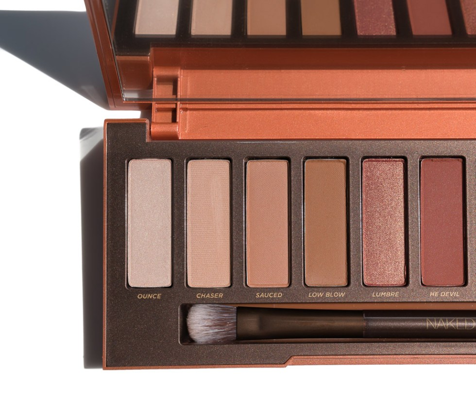 Naked Heat Palette Urban Decay