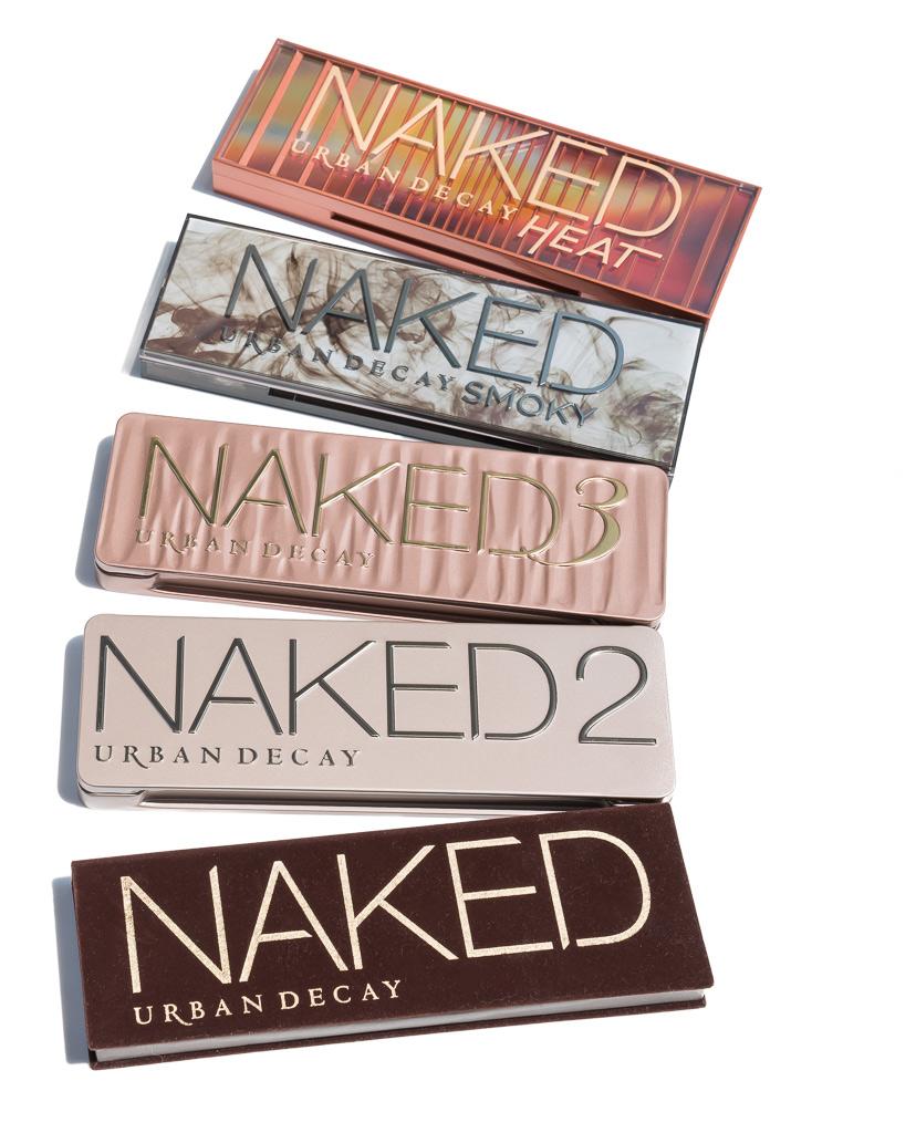 Naked Palettes