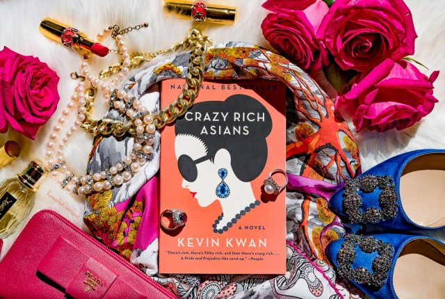 Kevin Kwan's Crazy Rich Asians Book