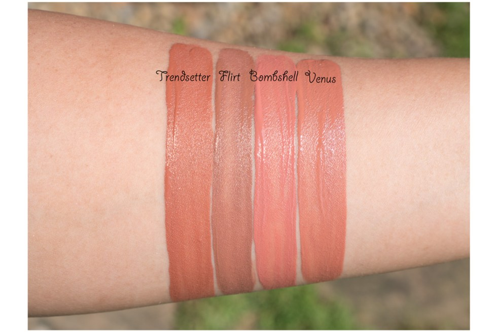 Huda Beauty Liquid Matte Minis Review + Swatches