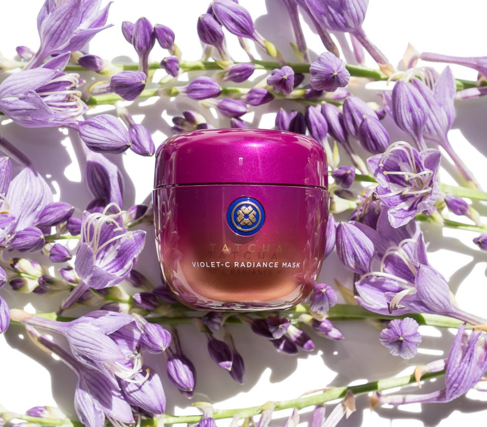 Tatcha Violet-C Mask Review