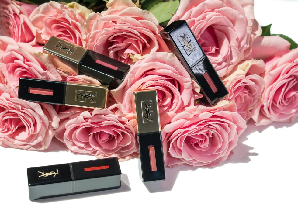 ysl vernis a levres glossy stain, glossy stain rebel nudes, vinyl cream lip stain review