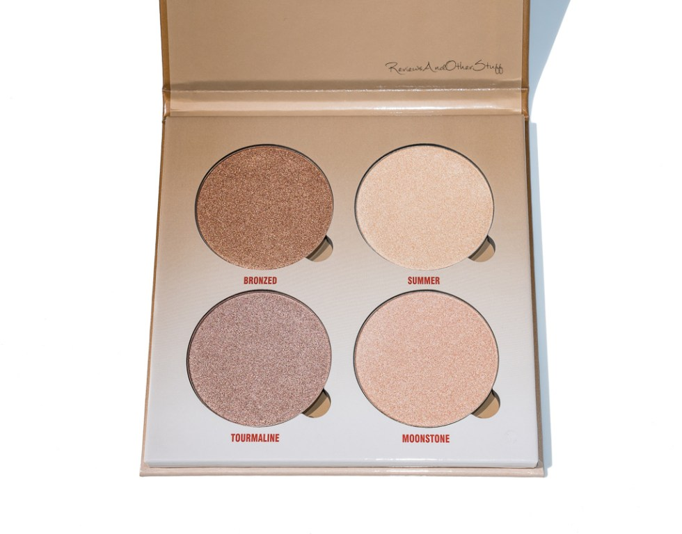 Anastasia Beverly Hills Sun Dipped Glow Kit review