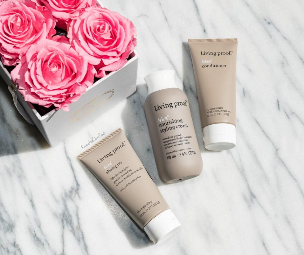 Living Proof No Frizz Shampoo review