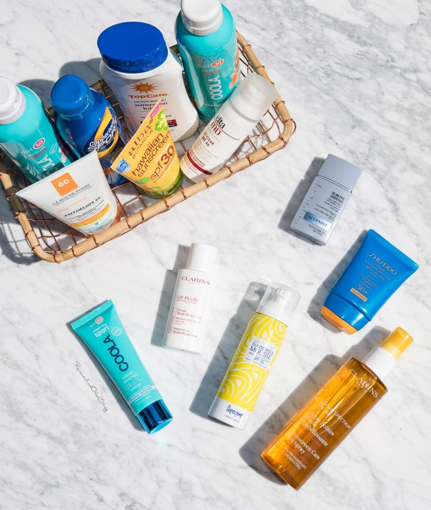 sunscreen roundup review