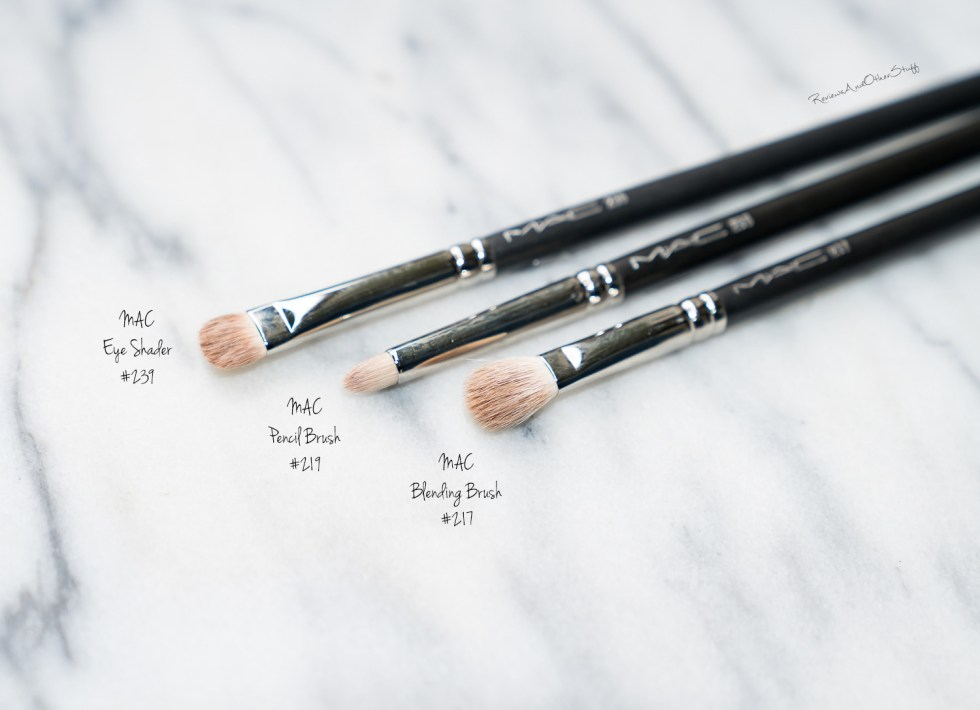 MAC Eye Shader Brush #239 review