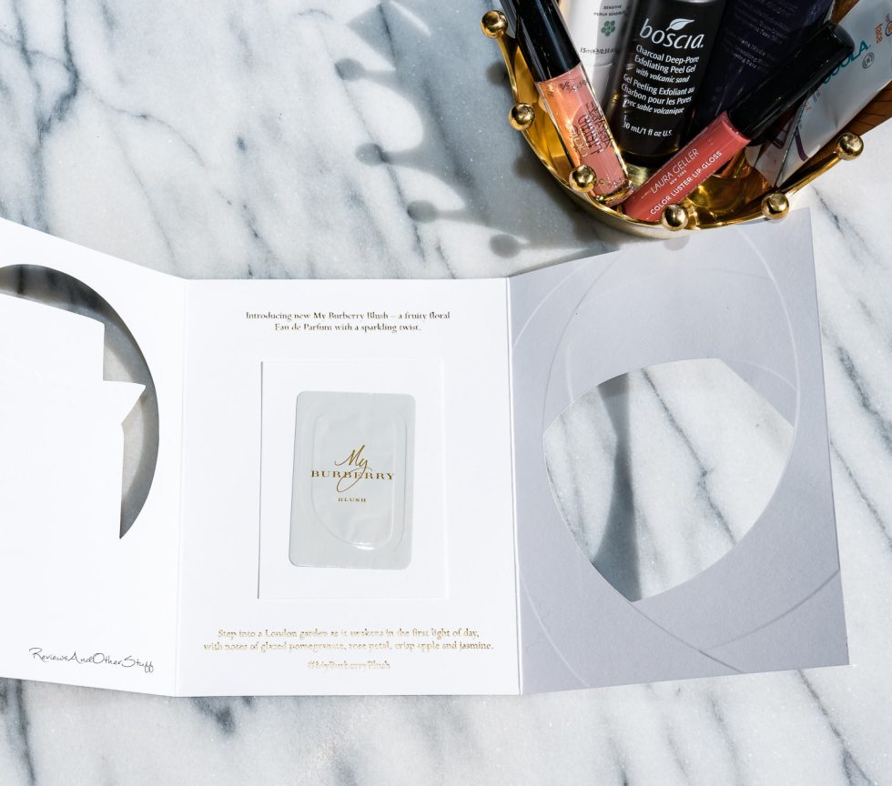 Burberry, My Burberry Blush Eau de Parfum review