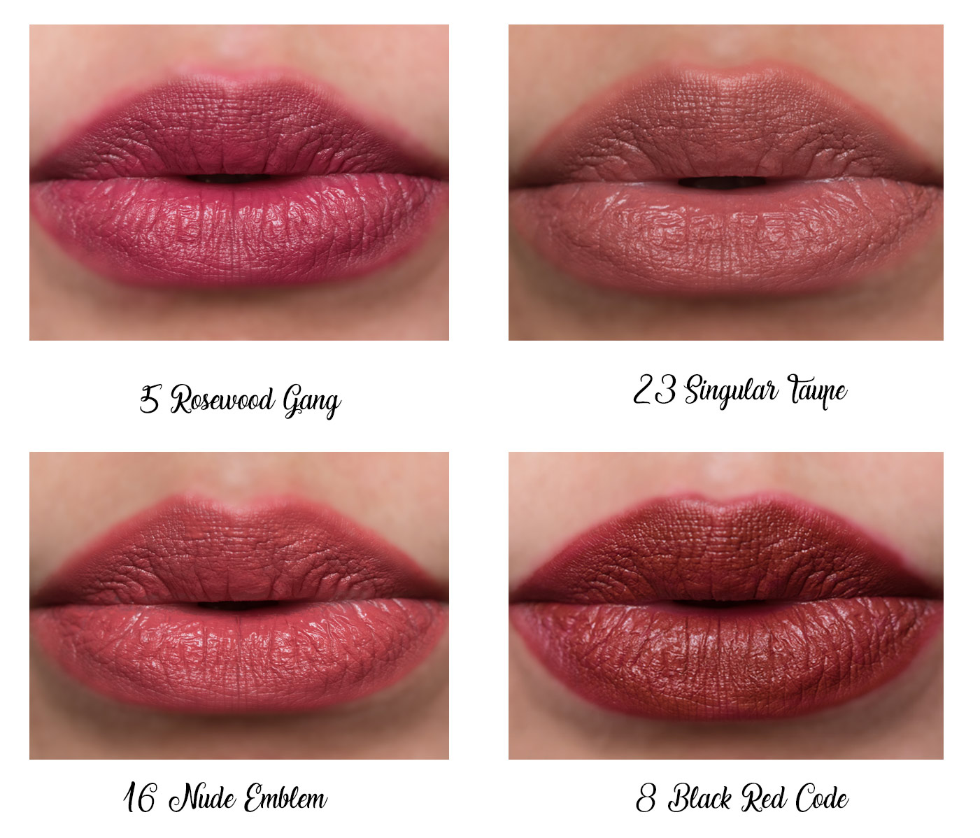 Ysl Tatouage Couture Liquid Matte Lip Stain Review Swatches