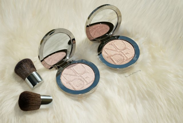diorskin nude air luminizer review swatches