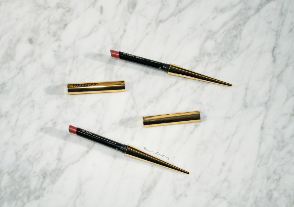 Hourglass Confession Ultra Slim High Intensity Refillable Lipstick review