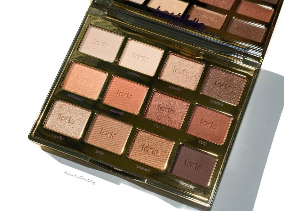 tarte tartelette toasted swatch
