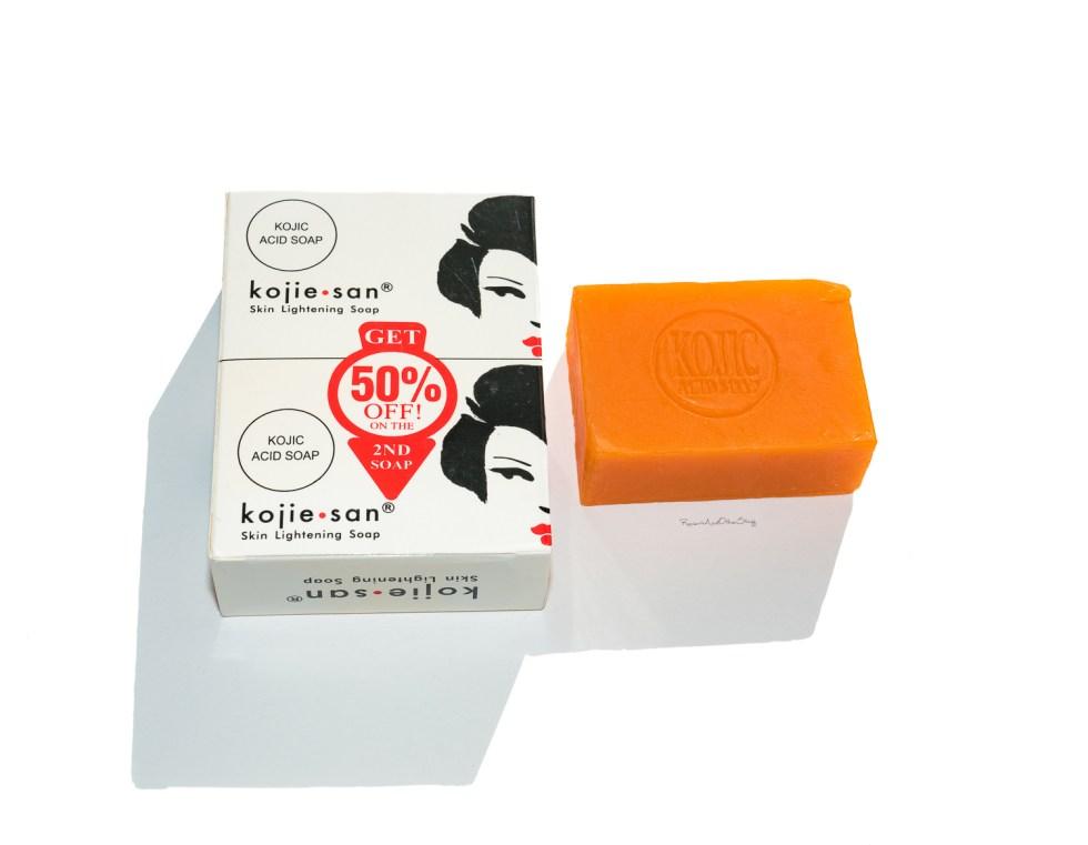 Kojie San Kojic Acid Soap review