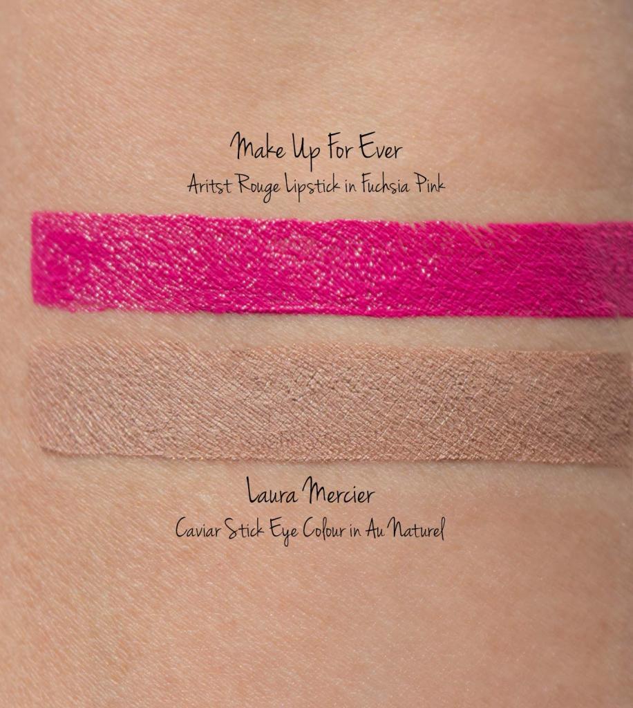 Laura Mercier Caviar Stick Eye Colour in Au Naturel swatch