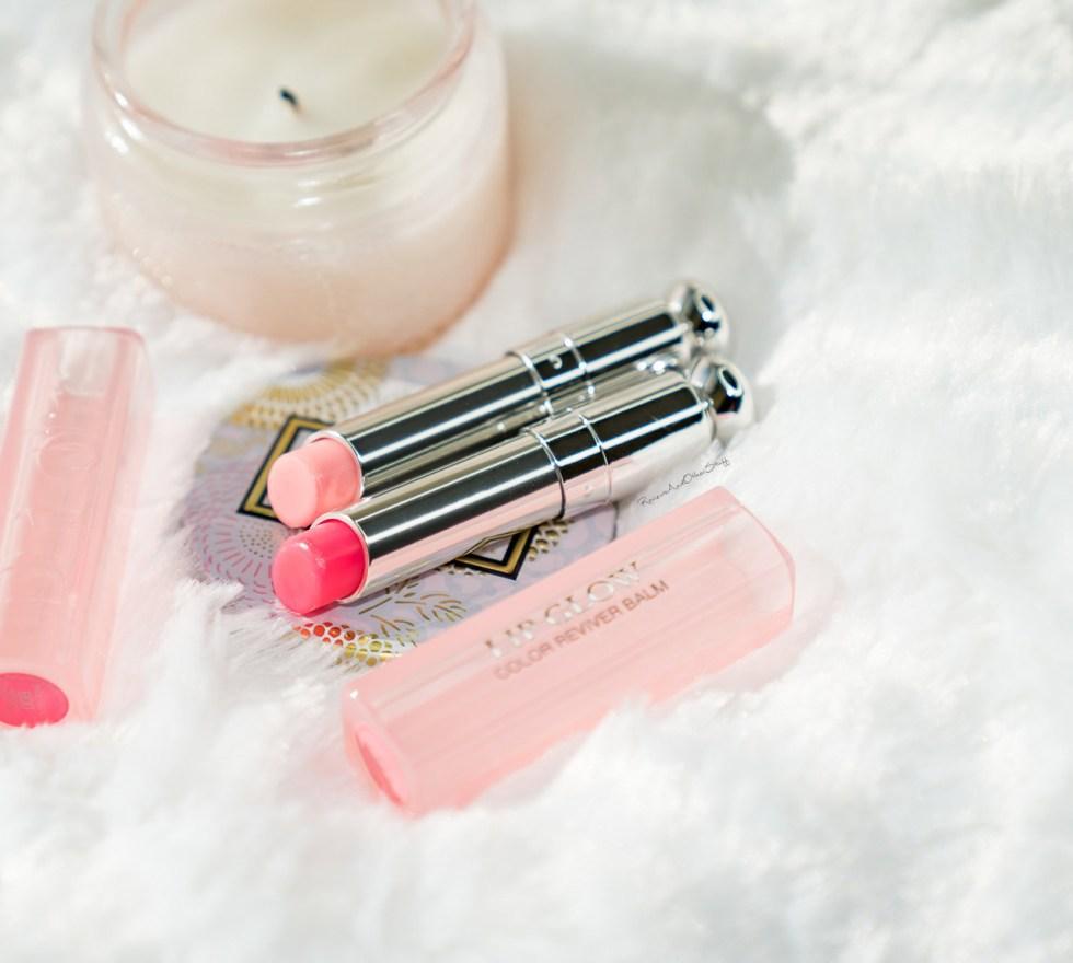 dior lip glow matte pink, ultra pink