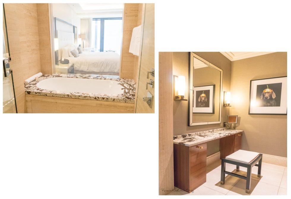 langham hotel vanity