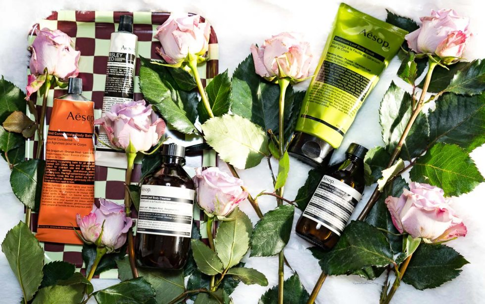 aesop skincare review
