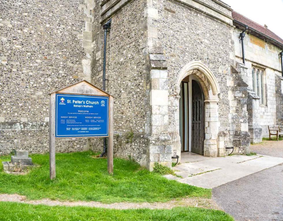 st. peter's church united kingdom