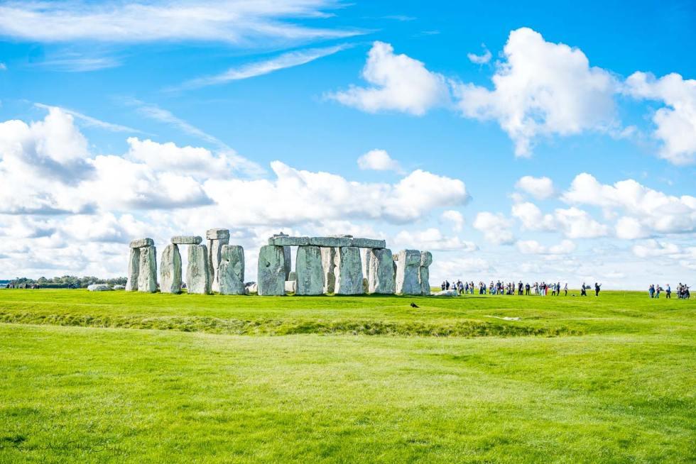 visit to the stonehenge