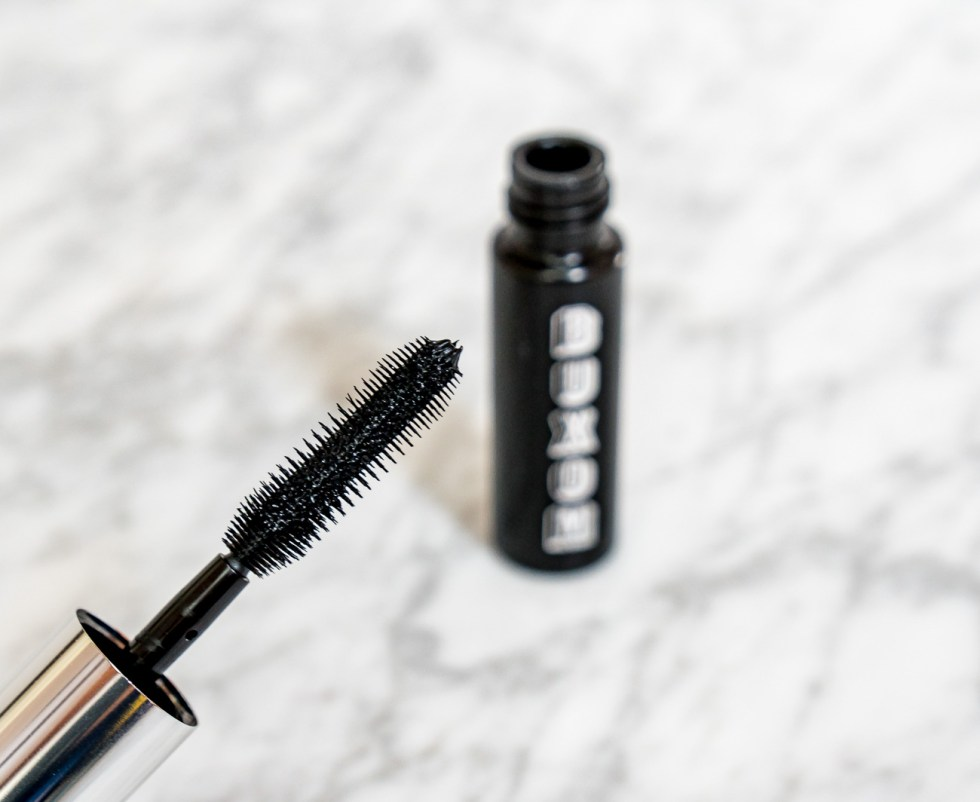 Buxom Lash Mascara review