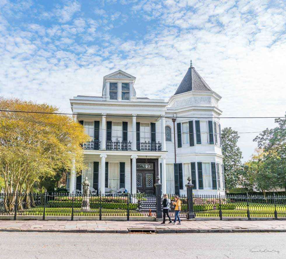 new orleans historical homes