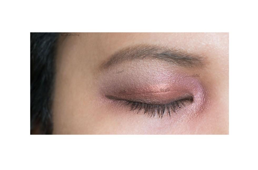 norvina eyeshadow palette swatch