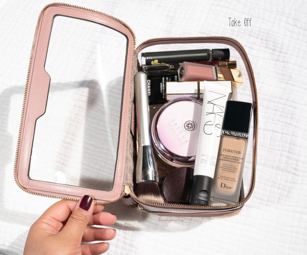 Anya Hindmarch In-flight Case review
