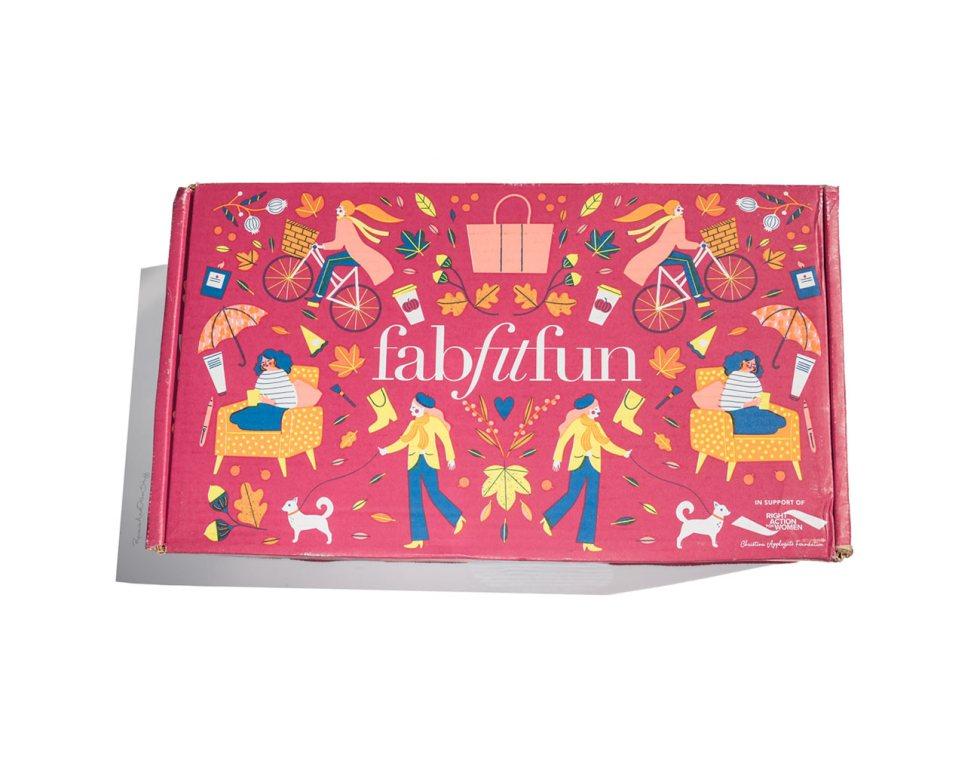 fabfitfun fall 2018 box contents review