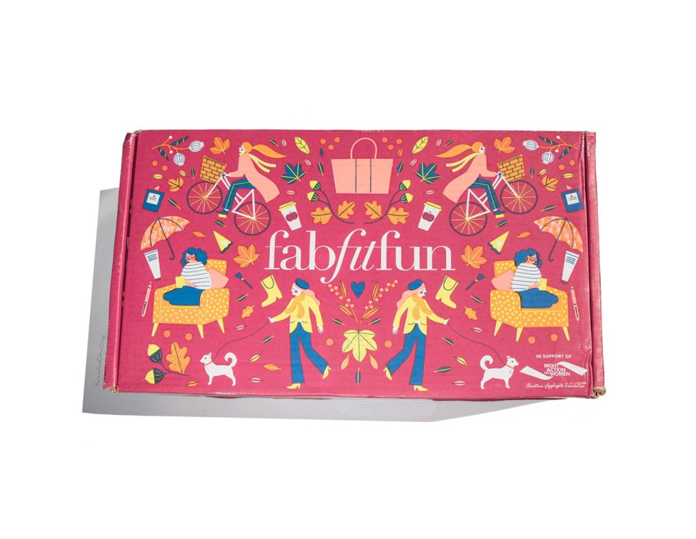 fabfitfun fall 2018 box contents review