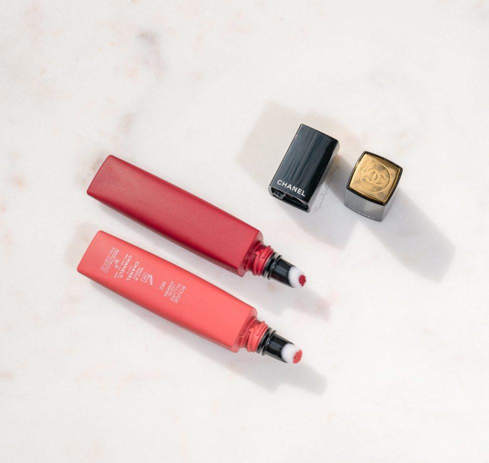 chanel rouge allure liquid powder review