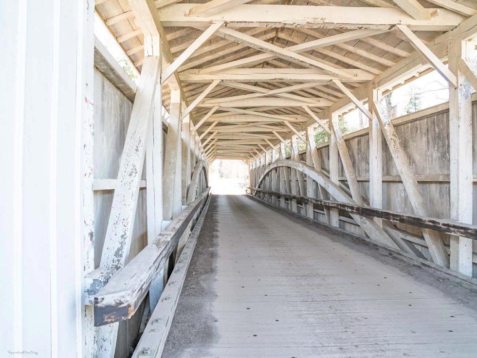 amish covered bridge new wilmington pa
