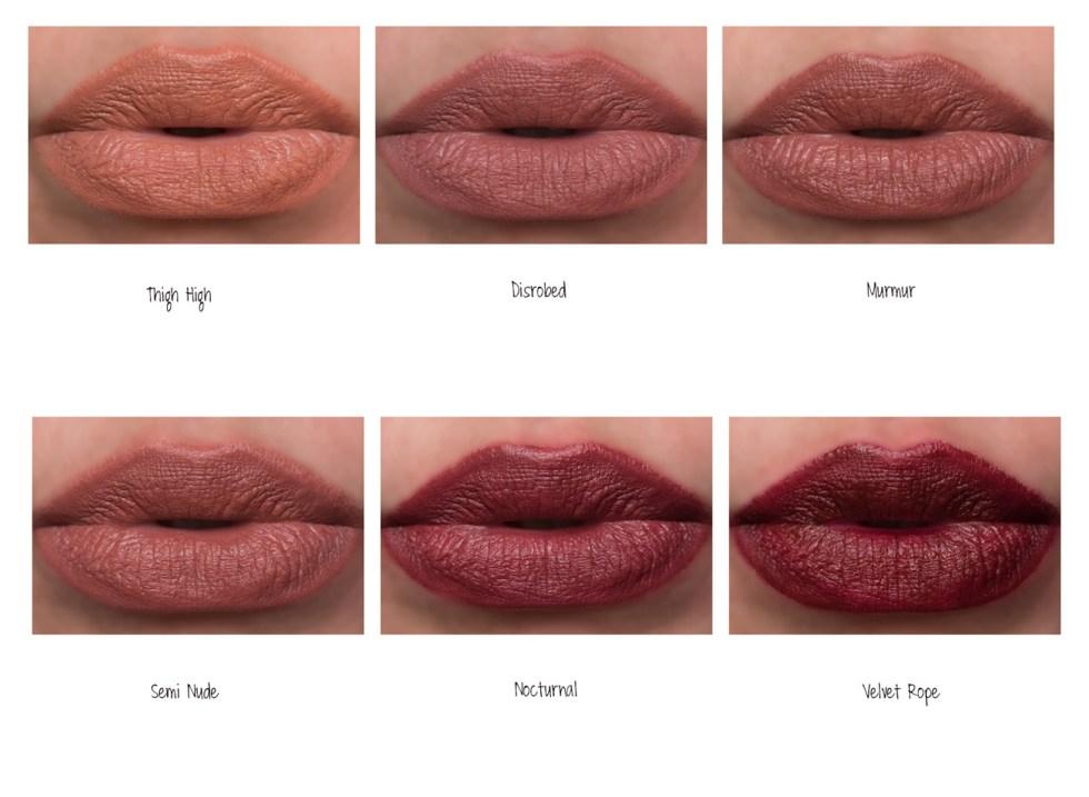 Shiseido Modern Matte Powder Lipstick