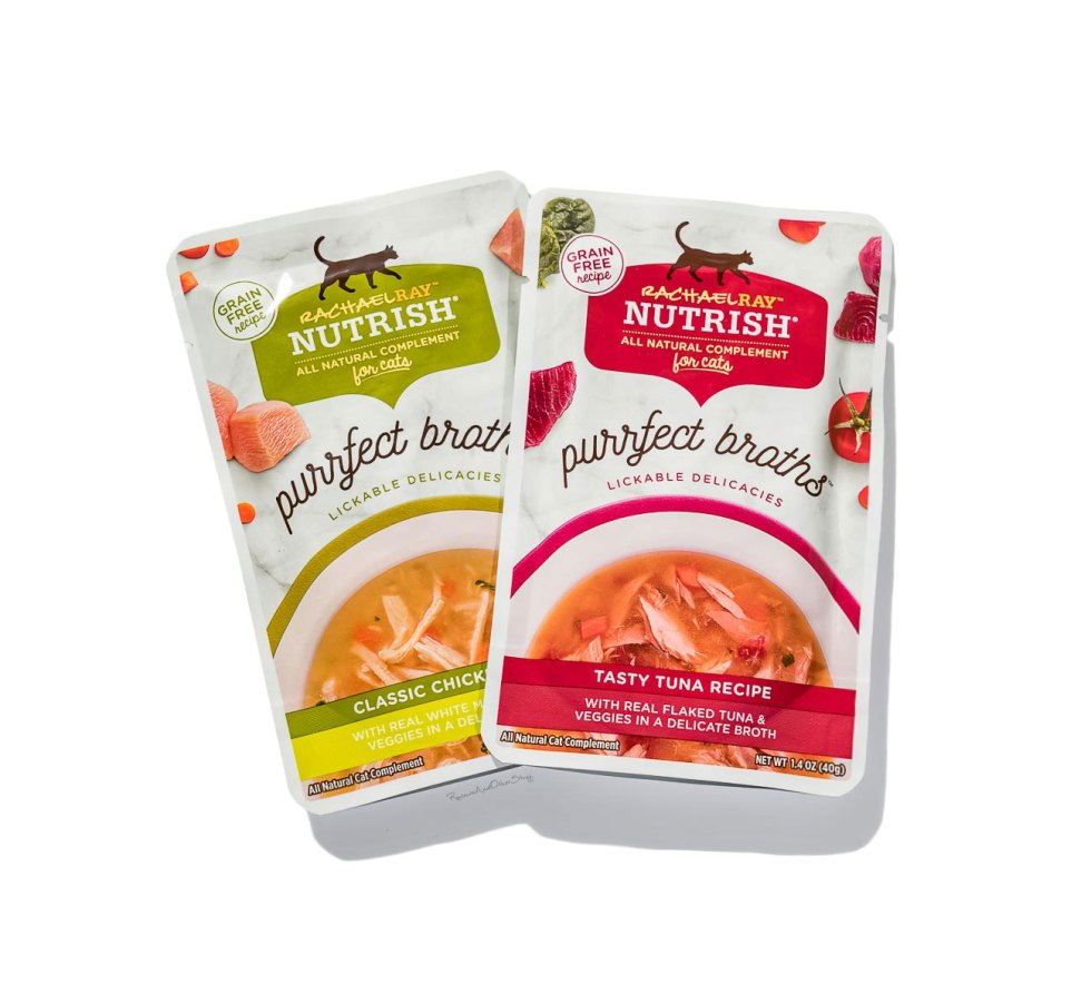 Rachael Ray Nutrish Purrfect Broths review