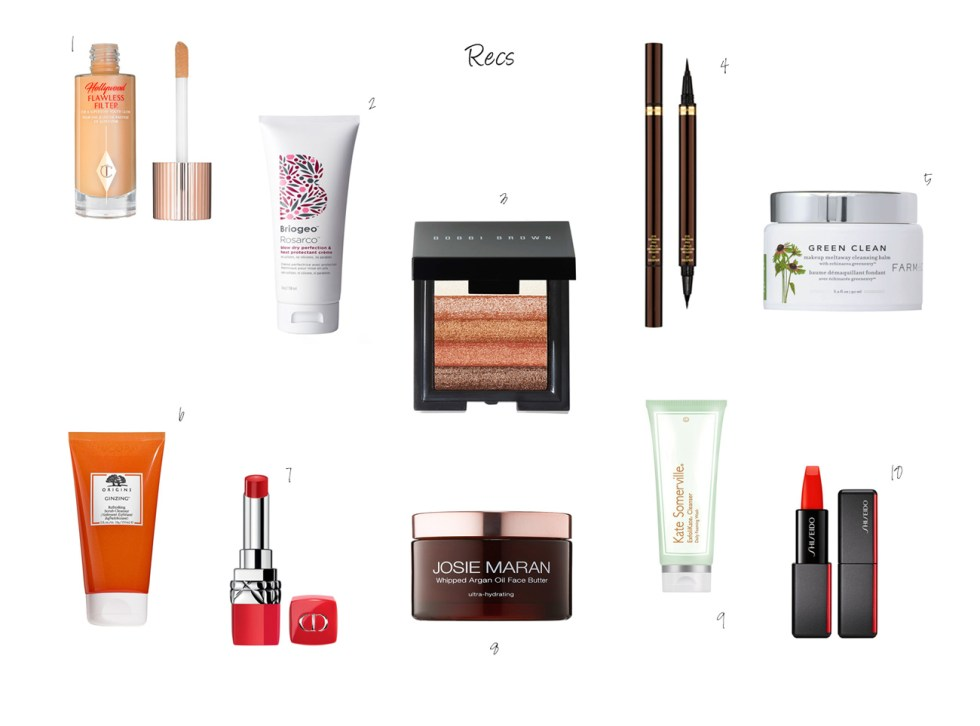 Recommendations For The Sephora Holiday Bonus Beauty Insider Event 2018