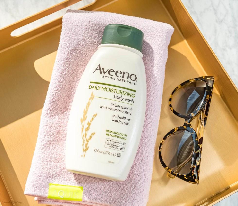 Aveeno Daily Moisturizing Body Wash