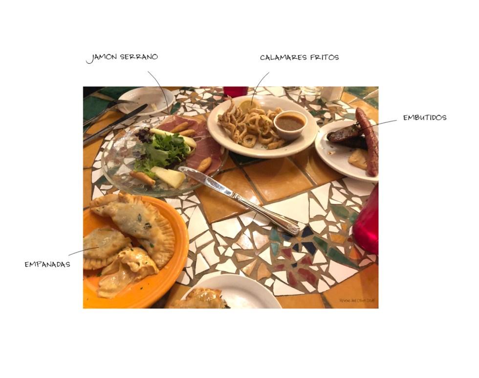 BARcelona tapas restaurant review