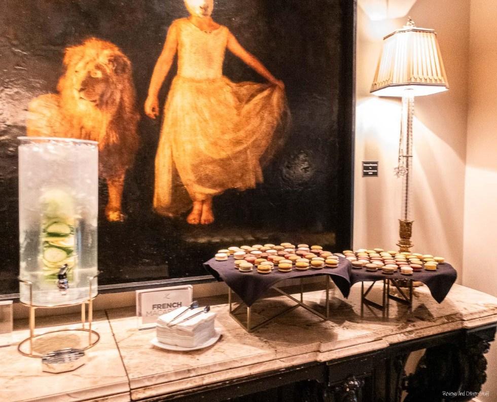 Hotel Zaza French Macarons