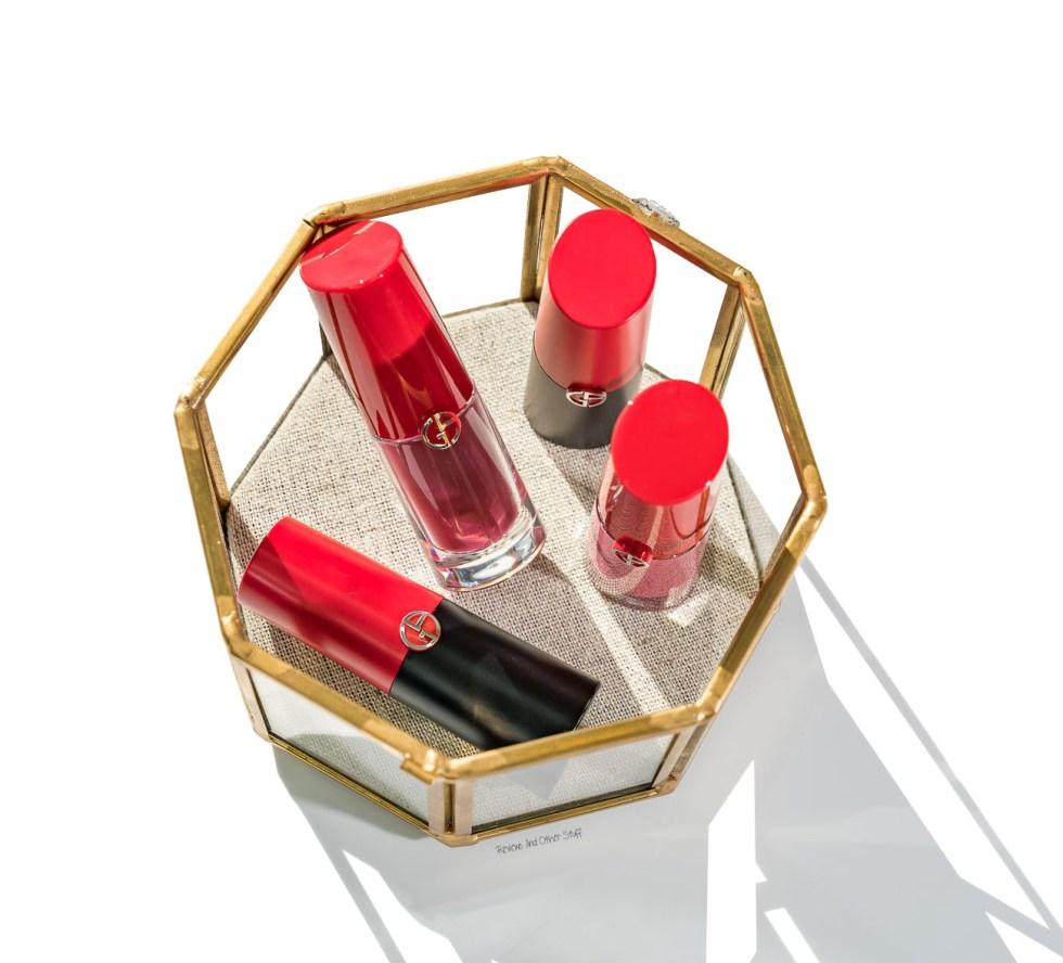 Giorgio Armani Lip Magnet Liquid Lipsticks