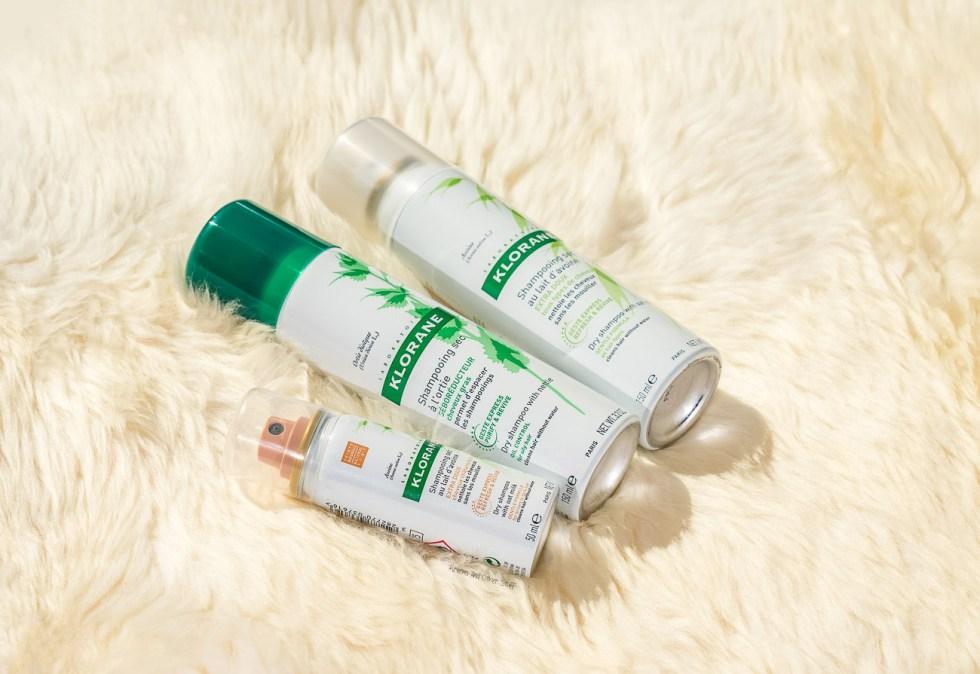 klorane dry shampoo review