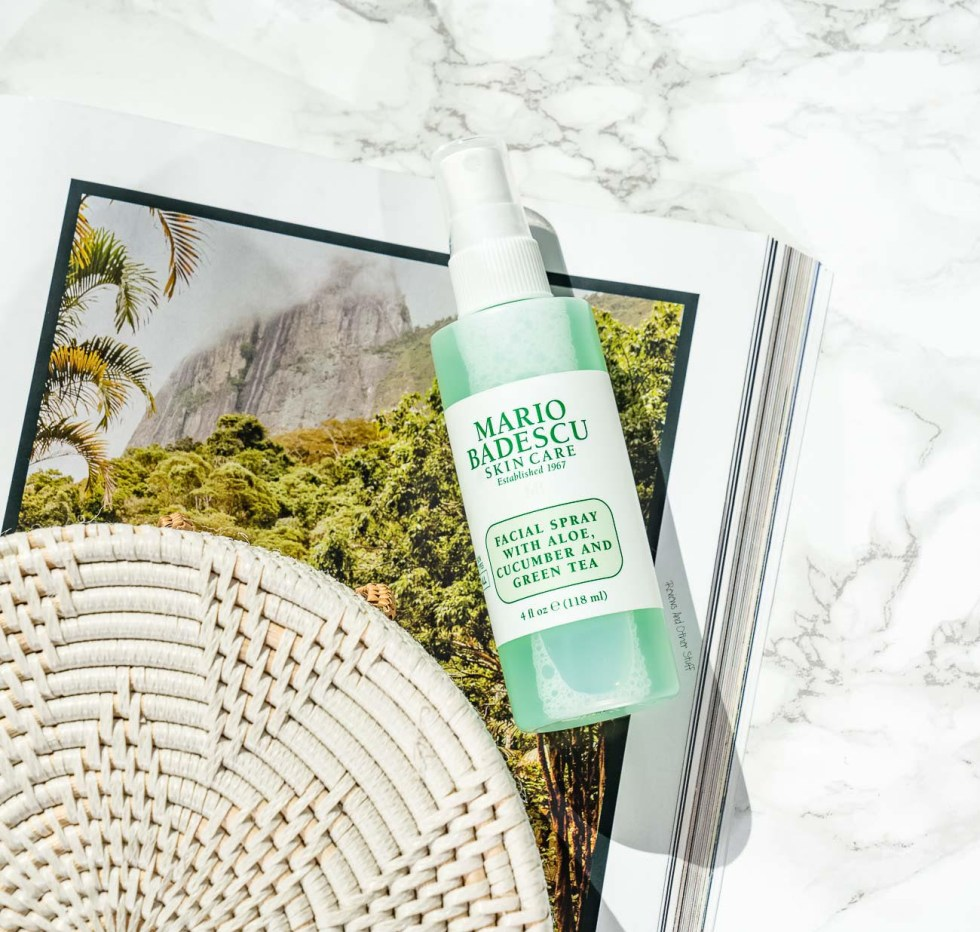 mario badescu facial spray with aloe cucumber and green tea review