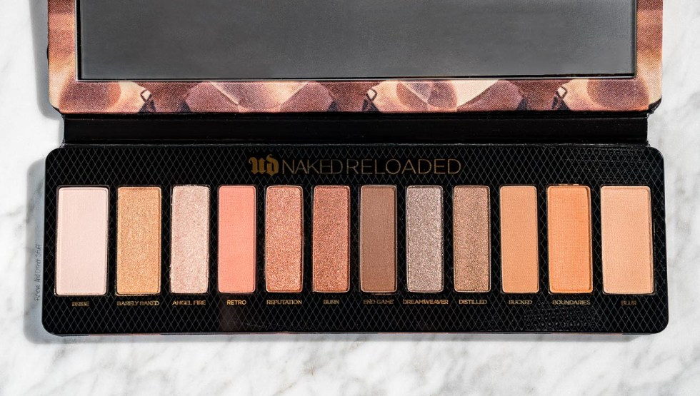 Urban Decay Naked Reloaded eyeshadow